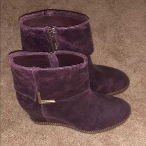 Johnston and Murphy Wedge Boot